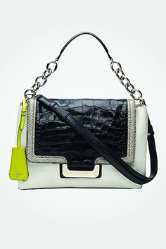 ab378f918a2 DVF   New Harper Connect Bag In Twilight, Resort 2012 13 I Love Fashion