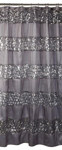 silver curtains | More here: http://mylusciouslife.com/photo-galleries/bling-fling/