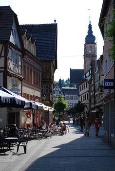 Tauberbischofsheim  ~ Baden-Württemberg ~ Germany