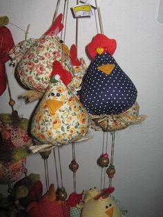 mobiles de galinha