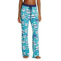 Nite Nite Munki Munki - Women's Hot Air Balloons Pajama Pants : Target. (Xl)