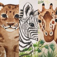 Moose Art, Painting, Animals, Decor, Pintura, Animales, Decoration, Animaux, Painting Art