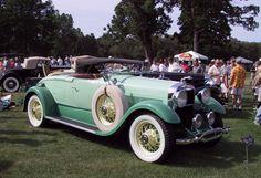 1930 Lincoln Sport Roadster Type 191 by Locke