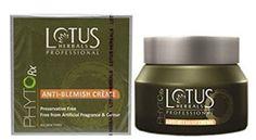 Lotus Herbals Phyto-Rx Anti Blemish Creme