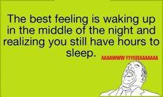 Best feeling ever!