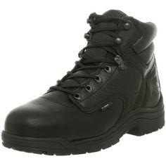 Timberland PRO Men's Titan 6' Safety Toe Boot