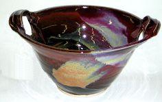 Neat handles and Beautiful glaze!