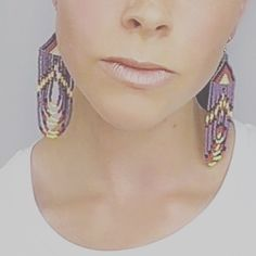 Navajo Princess Earrings