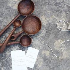 Some walnut things 🌿Happy Labour Day! . . . . #woodcraft #woodenspoon #spooncarving #morningslikethese #momentsofmine #sarnia #maker #makersgonnashare #makersmovement #pursuepretty #designermaker #provinciallife #cornersofmyhome #kitchen #lifeandthyme #foodandwine #allwhatsbeautiful #shopsmall #shoplocal #woodworking #handcarved #handmadegoods #madeincanada #madetocreate