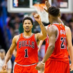 Bulls guard Derrick Rose says team is confident going into series vs. Cavs Chicago Bulls  #ChicagoBulls