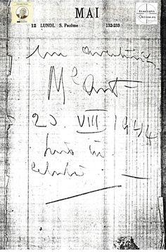 Maresalul Ion Antonescu - Testament 23 august 1944 - Prof Gheorghe Buzatu - Ziaristi Online 12 Romania, 23 August, Math, Math Resources, Mathematics