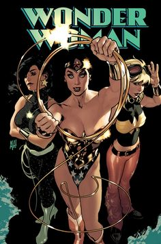 Wonder Woman #186 Adam Hughes