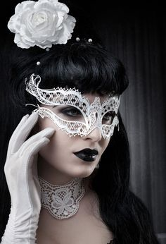 Sexy Black Lace Halloween Mask | Halloween masks, Venetian masks ...