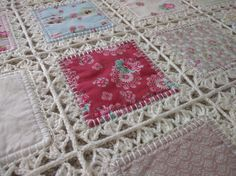 High tea quilt tutorial