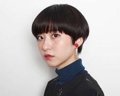 おしゃれ女子夢中の髪型「マッシュ」♡短くても女っぽくなるんです♩ 元橋啓太
