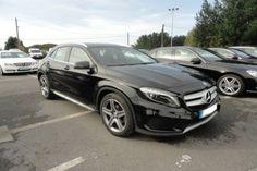 Mercedes GLA 220 CDI AMG de ocasión solo 19.000 kms del año 2014, venon, techo panorámico,etc.. por 34.900 € www.buscocoches.es #cochessegundamano