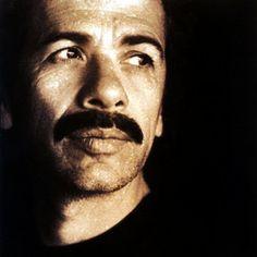 Carlos Santana!