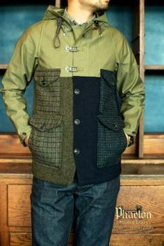 Nigel Cabourn ナイジェル・ケーボン 通販 正規店 フェートン - Phaeton Smart Clothes Online Store