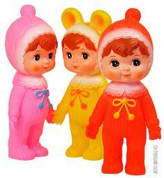 Retro Dolls. Now for sale at www.popjesartshop.nl