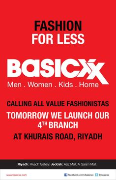 Sending some love the #Basicxx way..Shoppers look out for the surprise we have planned out for you #ValueFashion
