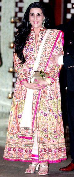 Beautiful Abu Jani Sandeep Khosla suit