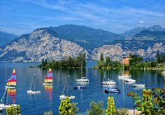 Picturesque Lake Como A Tourist Attraction