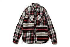 MASTERPIECE 2012 Spring/Summer Nel Shirt