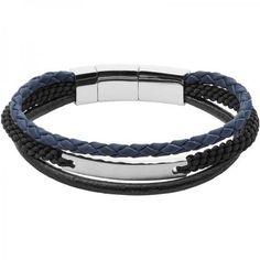 d3dc964d6543 Men  s Fossil Bracelet Vintage Casual JF02633040 ... for sale online at  Crivellishopping
