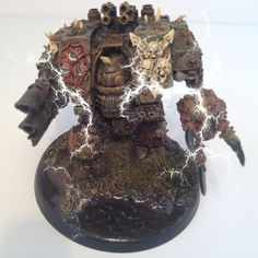 Nurgle dreadnought