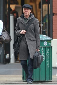 David Bowie Photo - David Bowie in SoHo. ADORABLE. And how irritating that I worked there for so long and never spotted him. :(