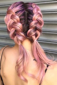 Dutch braids are among the most sophisticated long hairstyles. Now let's discover amazing looks with Dutch braids we have picked for your inspiration. #hairstyle #braids #dutchbraids
