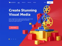 The article tells what is hero image, why it's important in web design and how to make it work for your goals. Check the types of images and a big pack of web design examples. Web Design Examples, Web Design Tips, Page Design, Design Concepts, Restaurant App, Image 3d, 3d Art, Baby Apps, 3d Studio