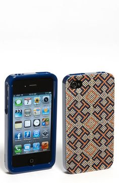 Tory Burch iPhone 4 & 4S Case available at Nordstrom