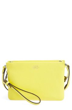 Must have this cute, bright yellow crossbody bag for summer! Absolutely love the vibrant color and convenient size.
