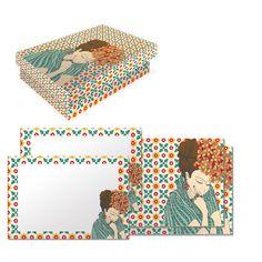 Kit Envelopes e Cartões Frida