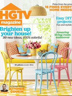 hgtv magazine cover 2015 - Google Search