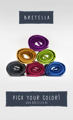 Ties in every color you need!