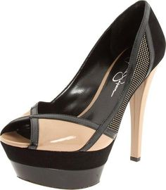 Jessica Simpson Women's Match Pump