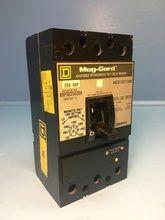 Square D KAP3625026M 250A Mag-Gard Circuit Breaker 600V S2 KAP36250 SqD 250 Amp (EM1640-1)