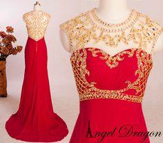 Prom dresses 2015long prom dresslong evening by angeldragon05