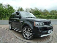 2011 Land Rover Range Rover Sport 3.0 TDV6 HSE 5dr CommandShift | £29,995