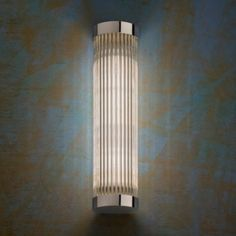 Mercer wall light, from Tekna's Nautic collection - reminds me of a fuse