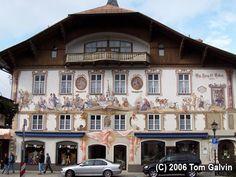 Oberammergau, Black Forest, Germany!!!!