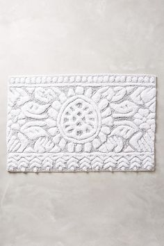 Master bath Accessories Option 1- would require 2 mats