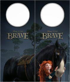 Imprimibles de Brave para las Puertas.