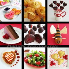 What are you going to make your sweeties on Valentine's Day?