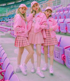 Com ❤ the cutest subscription box harajuku fashion, japan fashion, kawa Ulzzang Fashion, Harajuku Fashion, Japan Fashion, Kawaii Fashion, Cute Fashion, Korean Fashion, Girl Fashion, Fashion Outfits, Fashion Design