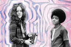 Tips for the Aspiring Music Journalist, from Industry Legend Lisa Robinson | Art by Ashley Minette | Teenvogue.com