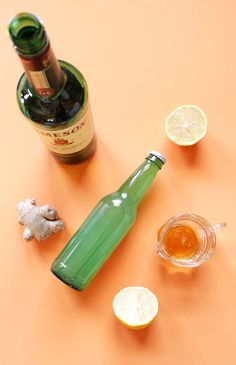 Ginger Hot Toddy - Robust Recipes