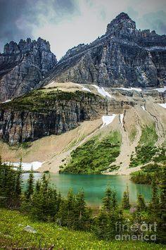 Iceberg Lake, Glacier National Park, Montana, USA. Photo: Jim McCain